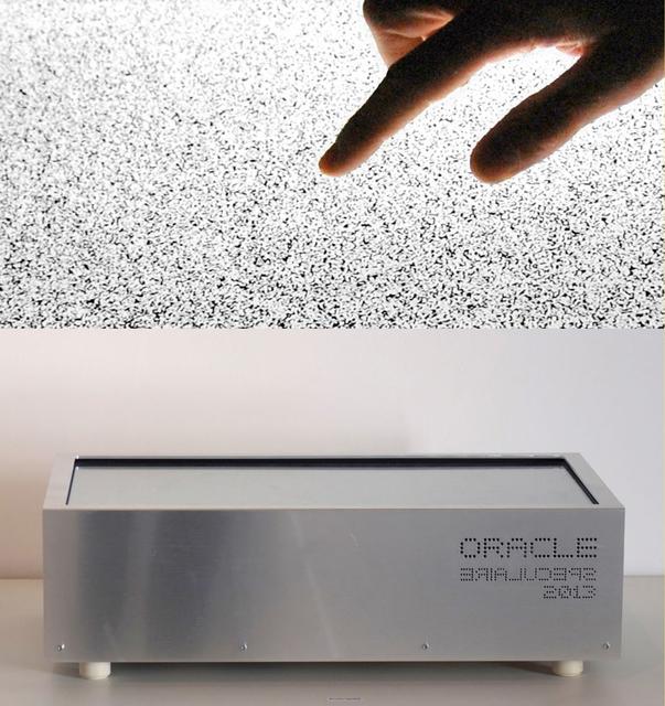 , 'Oracle,' 2013, Galerie Charlot