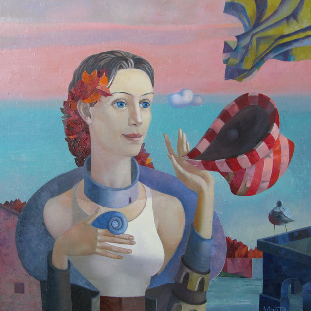 Marta Shmatava, 'Triangle', 2018, Ma.Ma. Art Gallery