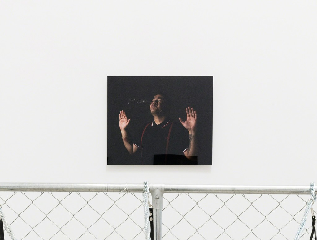 Installation view (Baik Art, Los Angeles)