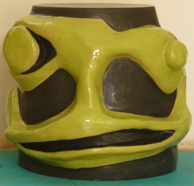 ", '""Chocolat"" stool,' 2010, Granville Gallery"