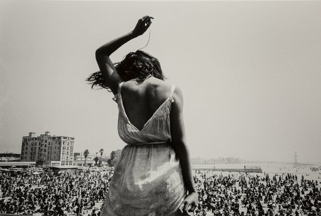Dennis Stock, 'Venice Beach Rock Festival', 1968-printed later, Heritage Auctions