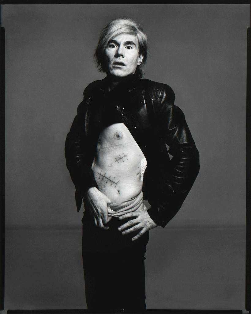 Andy Warhol, artist, New York City