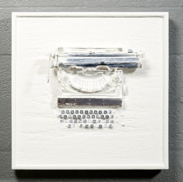 , 'Typewriter #3,' 2014, Dab Art