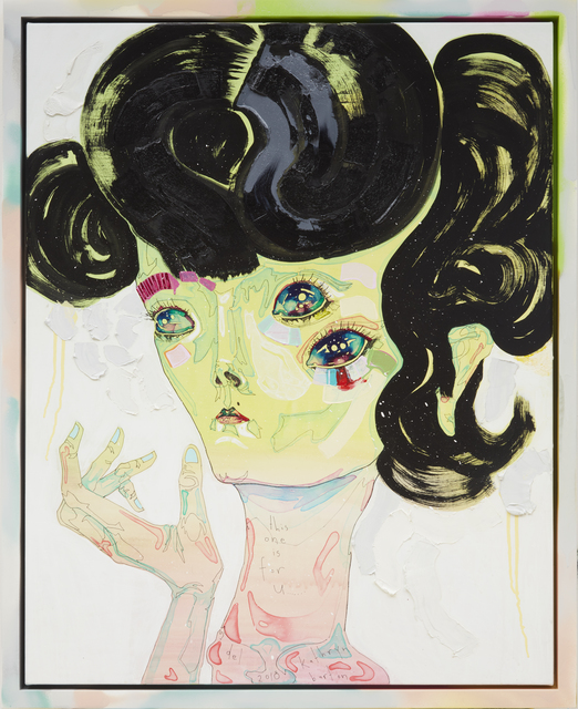 Del Kathryn Barton, 'this one is for u', 2018, A3 Arndt Art Agency