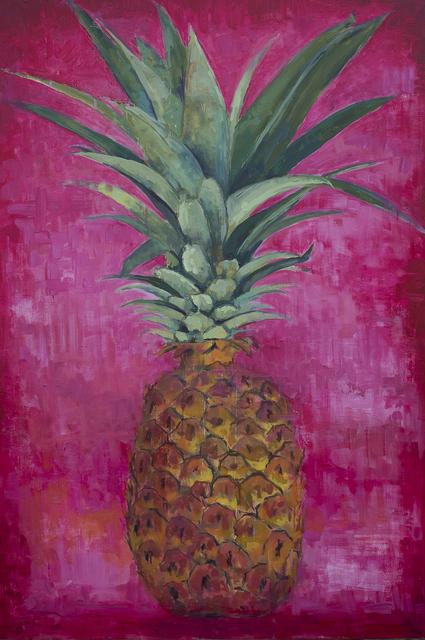 , 'Pineapple, Pineapple, Pineapple,' , Sirona Fine Art
