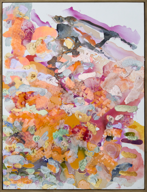 , 'Tight Flowered ,' 2018, 99 Loop Gallery