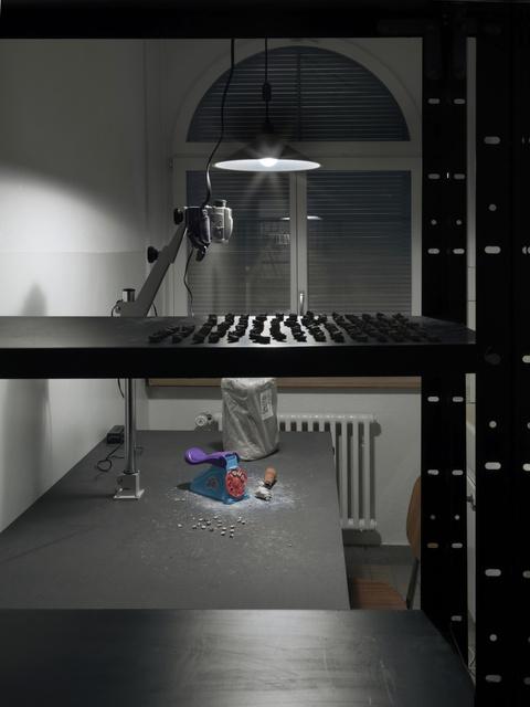 , 'funfactory,' 2012, Barbara Seiler