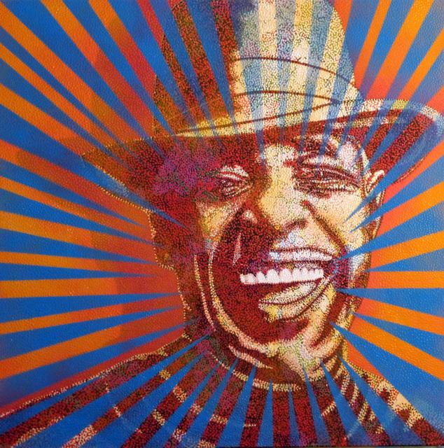 , 'Be Happy !,' 2016, Galerie Art Jingle