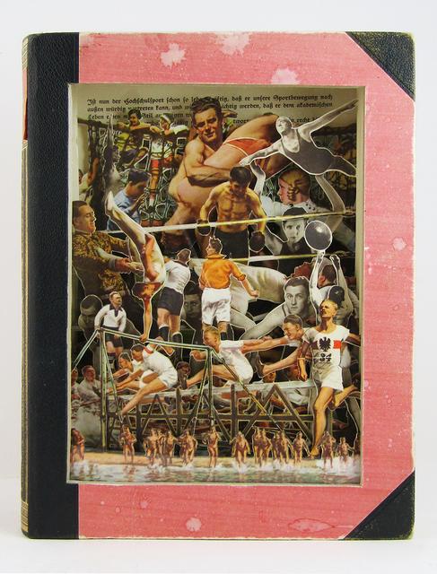 Alexander Korzer Robinson, 'Das Olympiabuch, 1928', 2019, Victor Lope Arte Contemporaneo