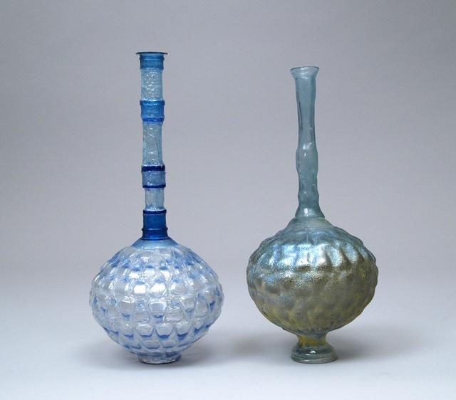Shari Mendelson, 'Various vessels', 2013-2014, Sculpture, Plastic, glass, UrbanGlass