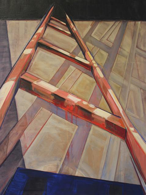 , 'Corporeal Ladder,' 2017, J. Cacciola Gallery