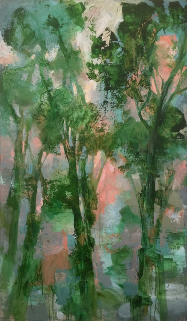 , 'Through The Pines,' 2016, Bernard Chauchet Contemporary Art