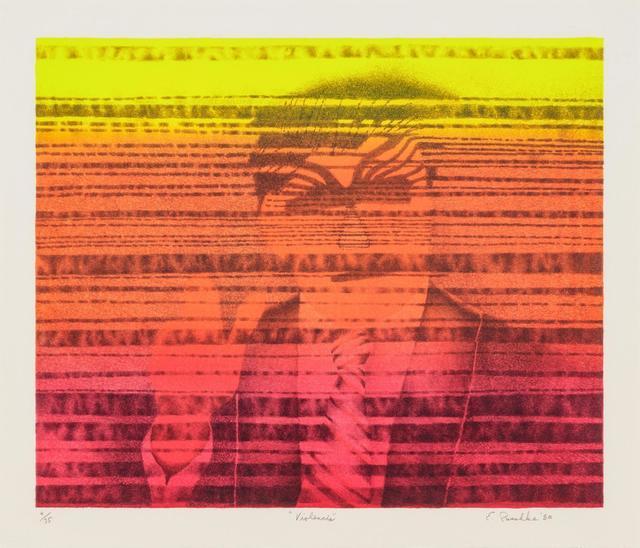 Ed Paschke, 'Violencia', 1980, Hindman