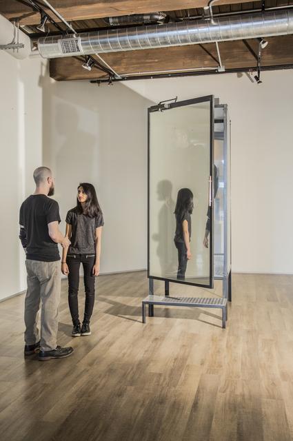 ", '""Chamber"",' 2017, Novado Gallery"
