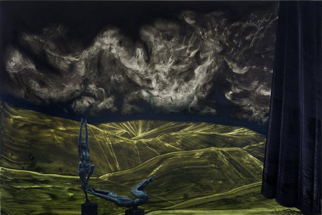 , 'Untitled [AS 2],' 2017, Josef Filipp Galerie