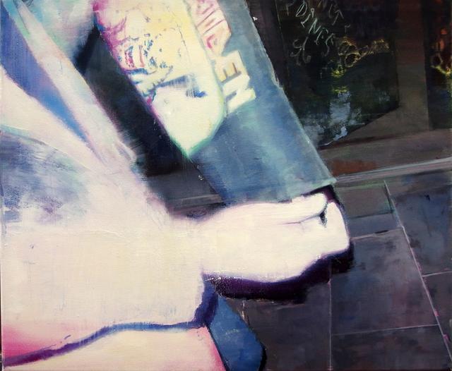 "Sebas Velasco, '""Wasted Years I""', 2015, sc gallery"