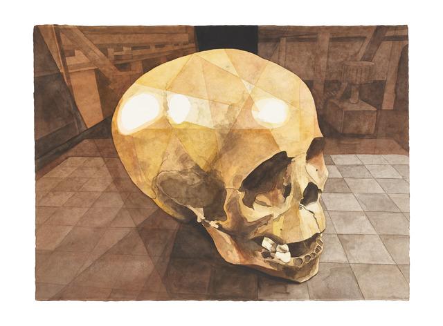 Walter Oltmann, 'Child Skull IV', 2015, Goodman Gallery