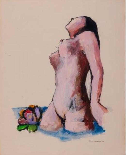 , 'Rising Sun,' 1972, AbExArt
