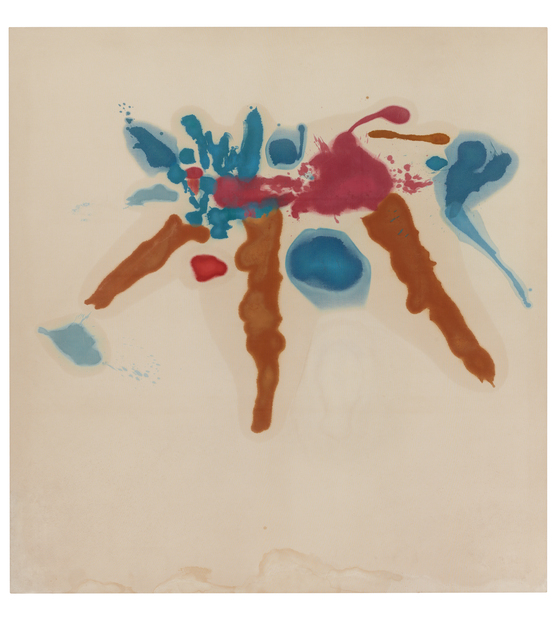 Helen Frankenthaler, 'Approach', 1962, Anderson Collection at Stanford University