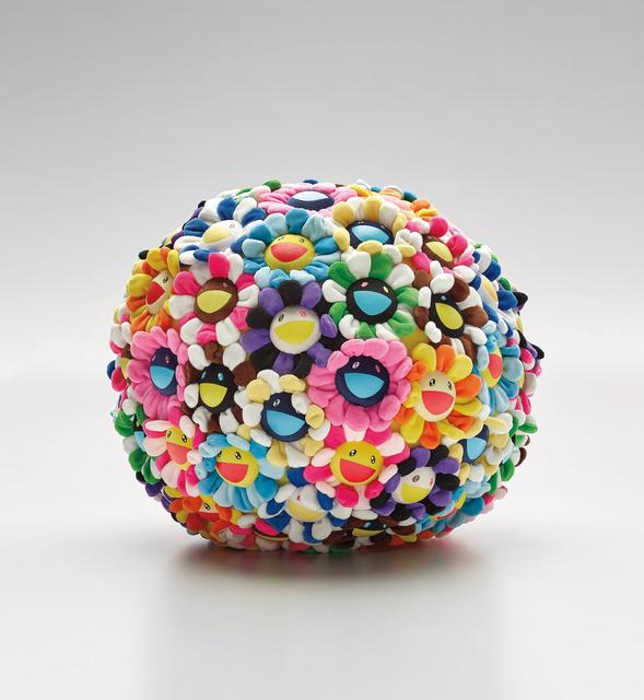 Takashi Murakami, 'Plush Flowerball', 2008, Phillips