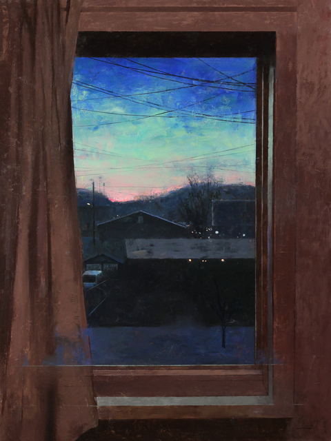 , 'Studio View,' 2018, Gallery 1261