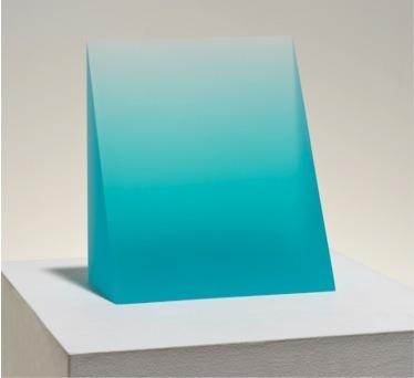 , 'Turquoise Wedge ,' 2015, NYEHAUS