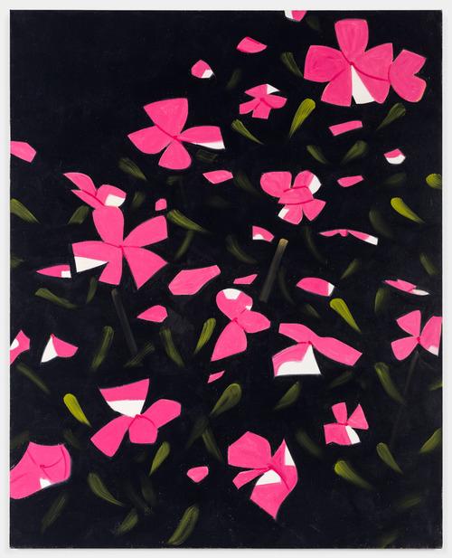 , 'White Impatiens,' 2015, Jim Kempner Fine Art