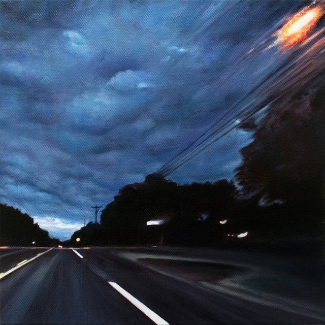 , 'Route 6 September No.2,' 2018, Lyons Wier Gallery
