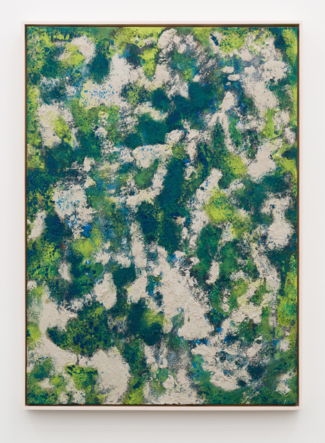 , 'Autumn Green,' 2014, Anat Ebgi