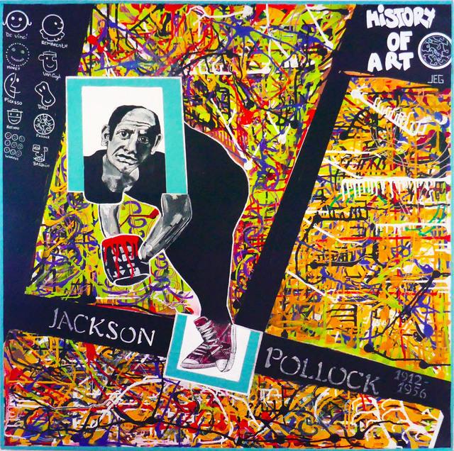 , 'Pollock,' 2017, No Galerie