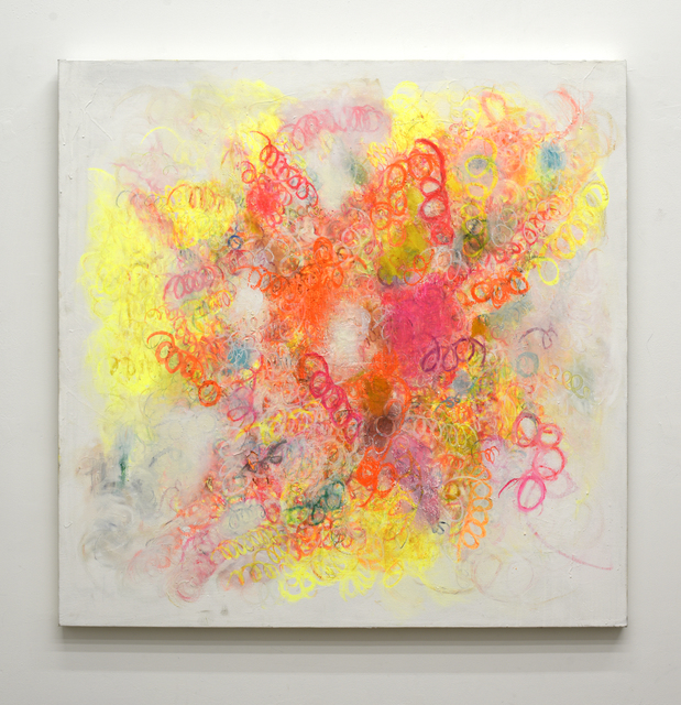 """Matthew Adam Ross, '""""Colorful Curly 2"""" ', 2019, James Wright Gallery"""