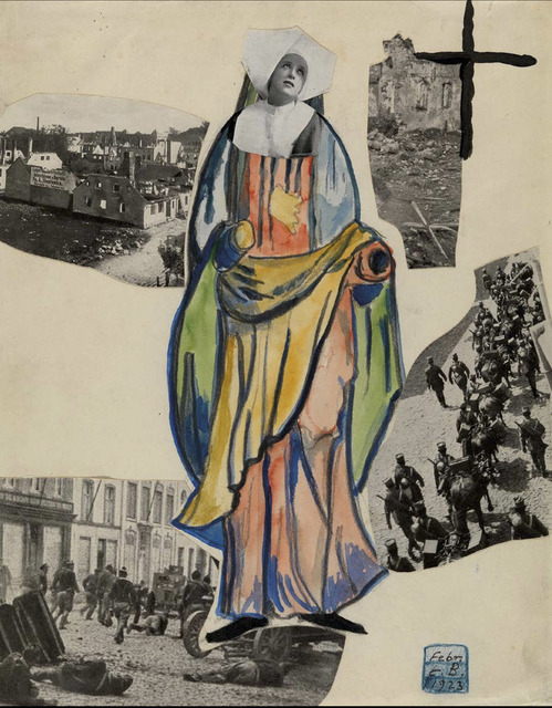 , 'Madonna of War (Nun), Amsterdam,' 1923, Corkin Gallery