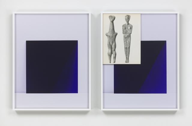 , 'Parallel (Cycladic),' 2018, Altman Siegel