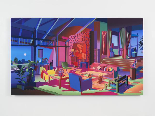 , 'Coastal Residence,' 2019, The Hole