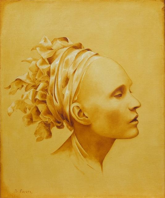 , 'Herthmuth,' 2015, galerie bruno massa