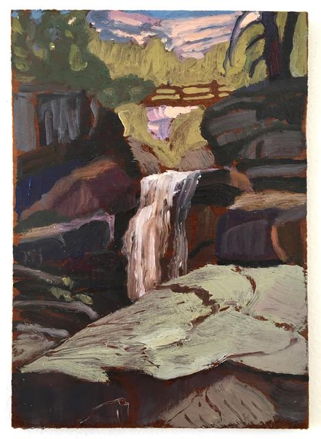 , 'Silver Skirt above Vernal Falls,' 2019, 1969 Gallery