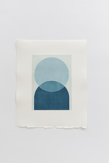 , 'Moonscapes No.13,' 2018, Tappan