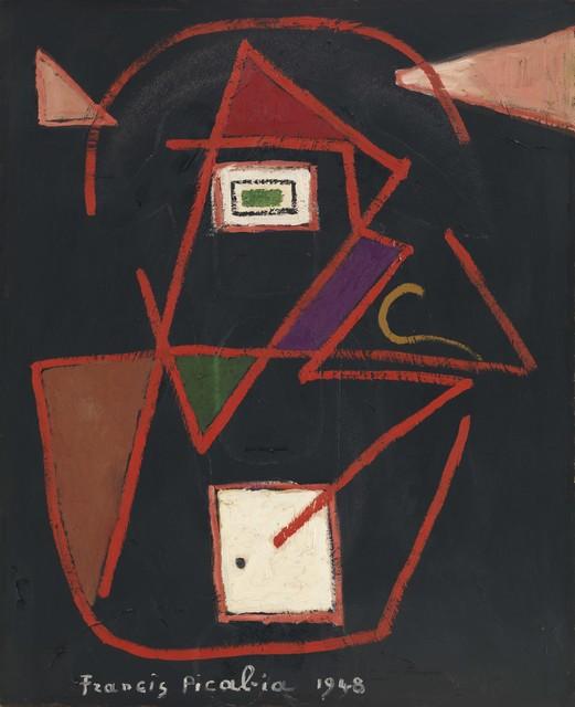 , 'Avarice de la nature,' 1948, Galerie Haas AG