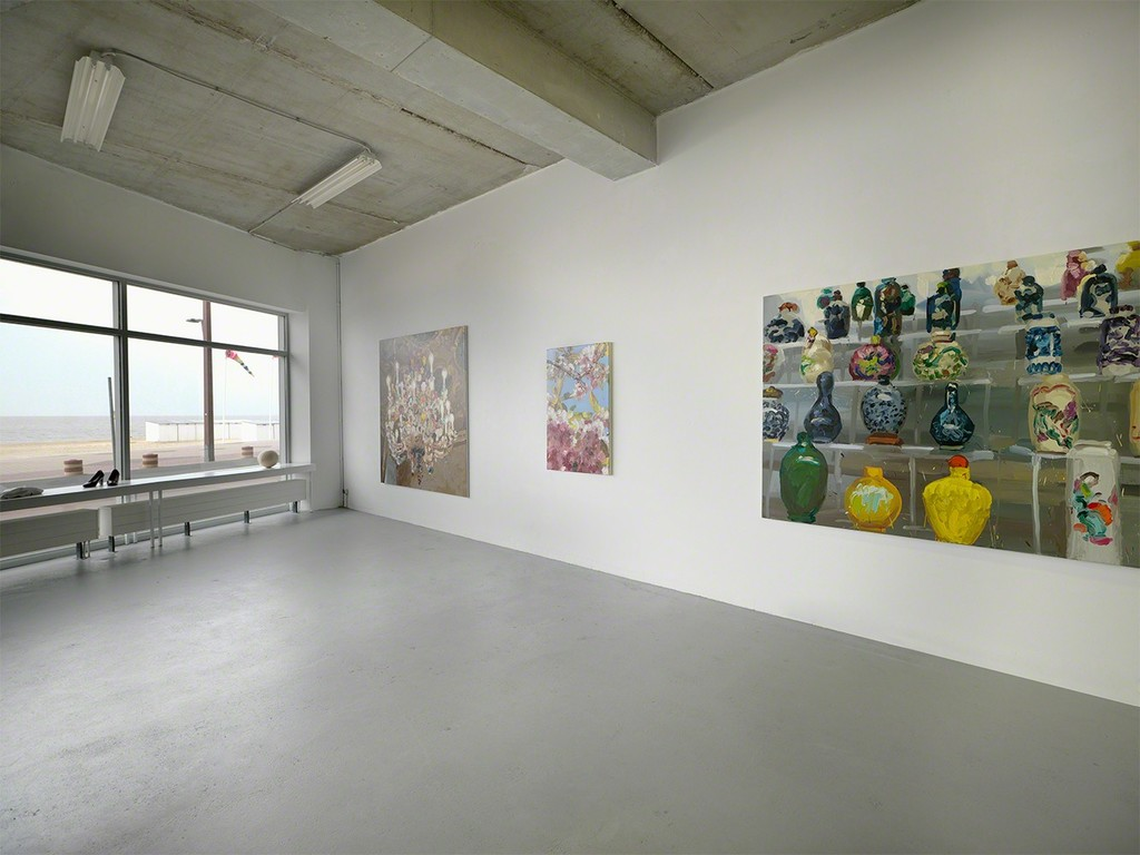 Galerie In Huis : Spring show galerie zwart huis artsy
