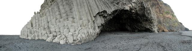 , 'Sea Cave / Reynisfjall,' 2012-2013, C. Grimaldis Gallery