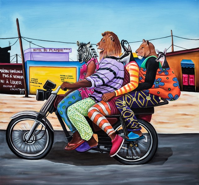 , 'Sans titre ,' 2018, Out of Africa Gallery