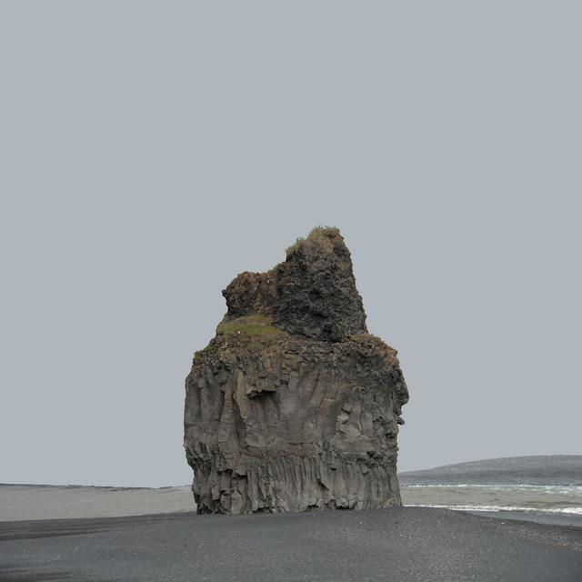 , 'Butte / Dyrholaey,' 2012-2013, C. Grimaldis Gallery