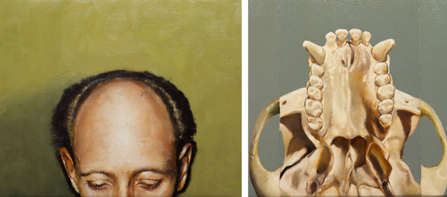 , 'Primate IX / X,' 2018, Acervo – Contemporary Art