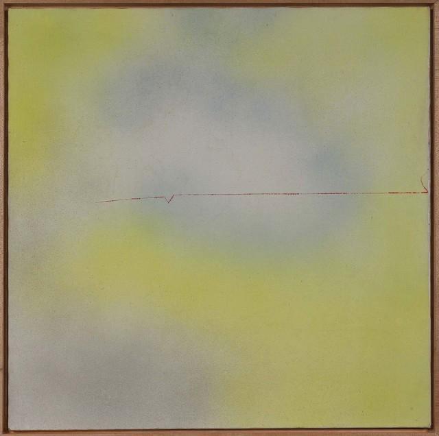 Edda Renouf, 'Juxtapose', 1968, Painting, Acrylic on canvas, Doyle