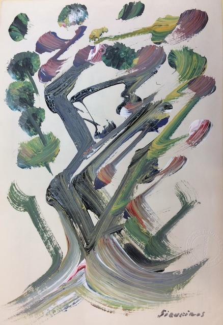 David Alfaro Siqueiros, 'Tree', Galerie AM PARK