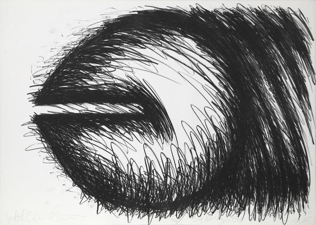 Judith Bernstein, 'Big Horizontal', 1976, RoGallery