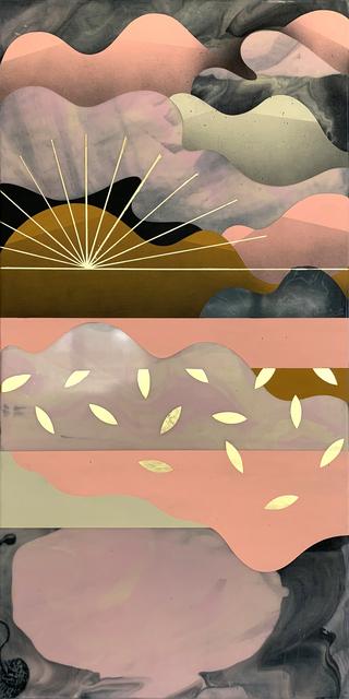 , 'Sunset,' 2019, KOLLY GALLERY