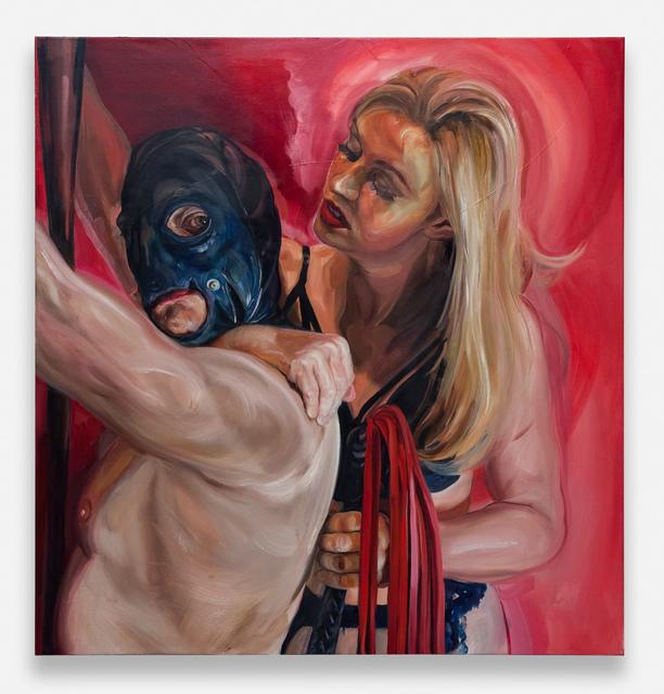, 'Domina II,' 2017, Rhona Hoffman Gallery