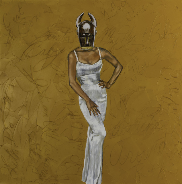 , 'Mblo Eartha, African Diva,' 2011, Childs Gallery