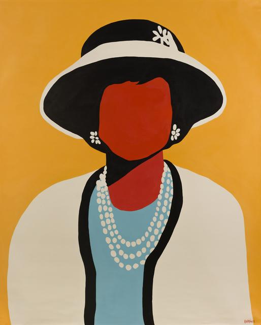 Coco Davez, 'Coco Chanel ', 2019, Maddox Gallery